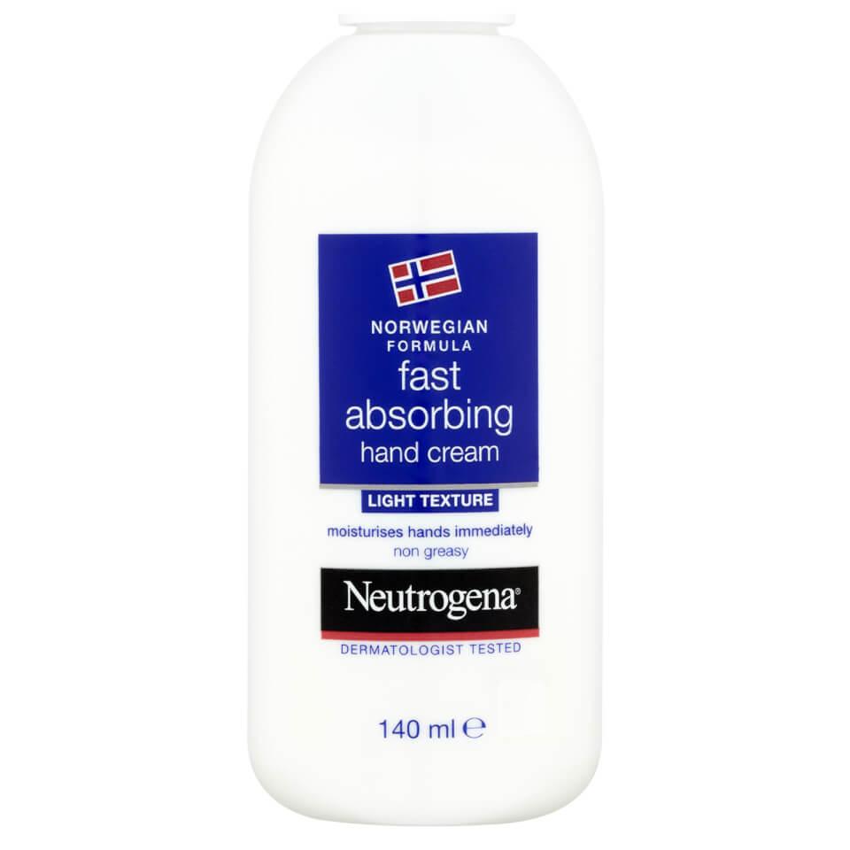 Neutrogena Norwegian Formula Fast Absorbing Hand Cream 150ml