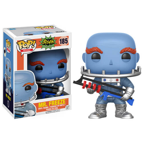 c300ae4217d DC Heroes Mr. Freeze Pop! Vinyl Figure. Description