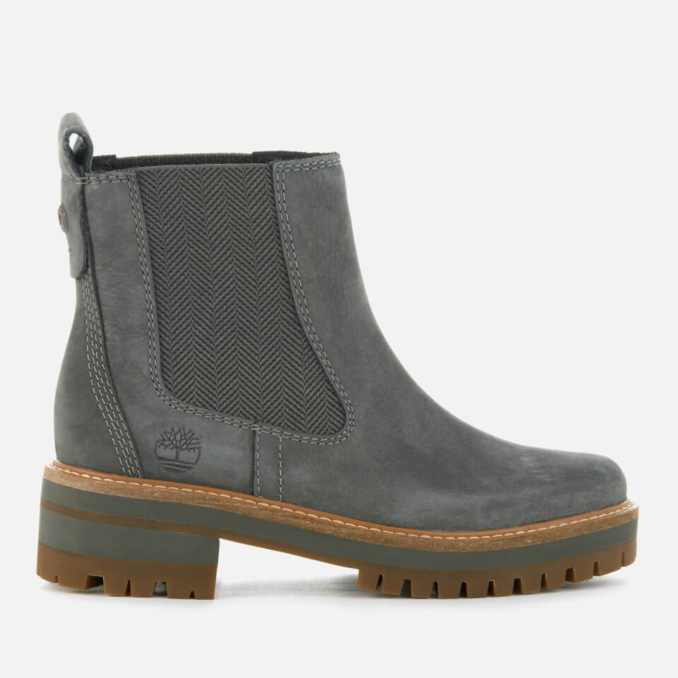 timberland women 39 s courmayeur valley chelsea boots gunmetal womens footwear. Black Bedroom Furniture Sets. Home Design Ideas