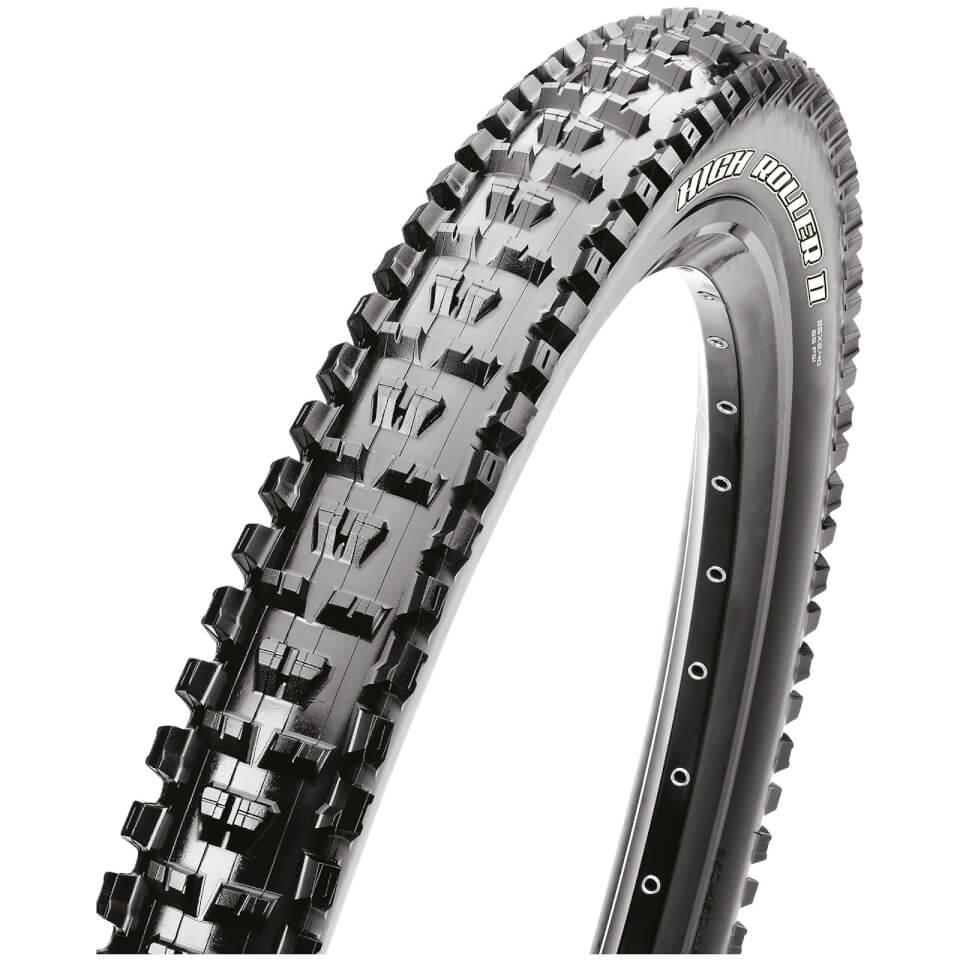 "Maxxis High Roller II 2PLY ST Tyre - 27.5"" x 2.40"" | Dæk"