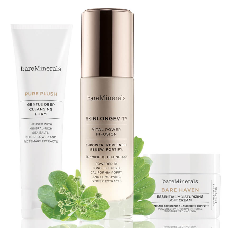 bareMinerals Skincare Starter Kit for Dry Skin
