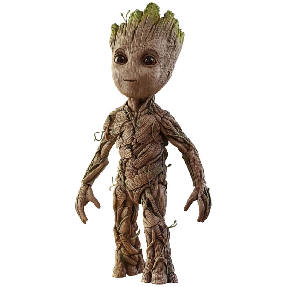 Guardians Of The Galaxy Vol 2 Life Size Masterpiece Groot