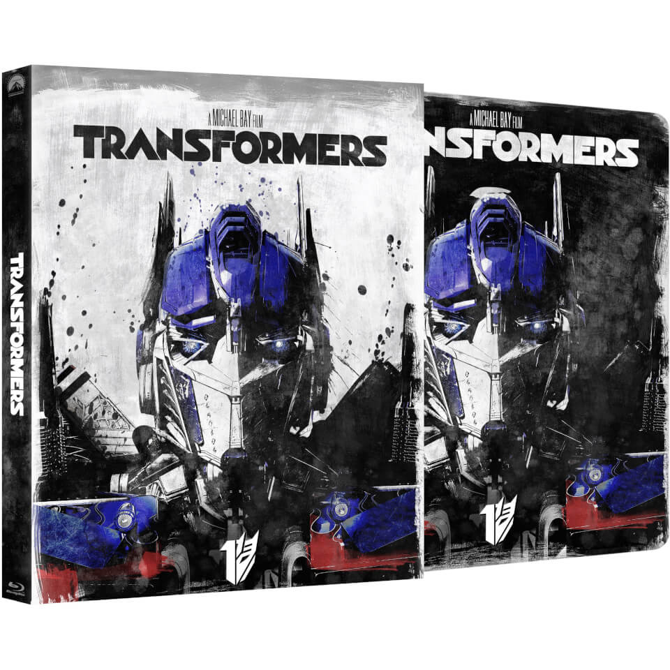 Transformers Zavvi Exclusive Limited Edition Steelbook