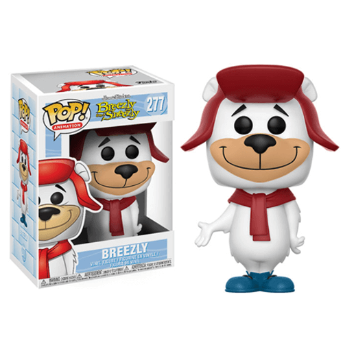 Hanna Barbera Breezly Pop Vinyl Figure Pop In A Box Us