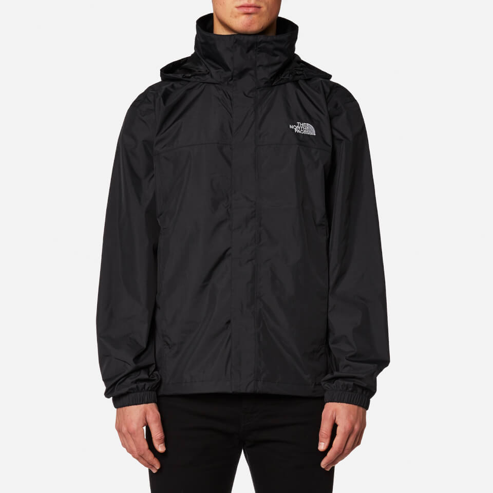 The North Face Men S Resolve 2 Jacket Tnf Black Tnf