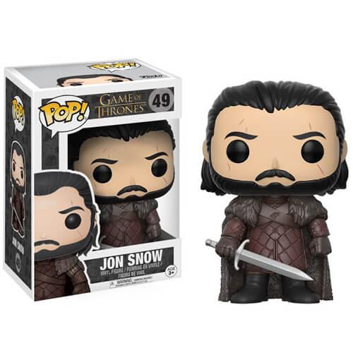 Funko Vinyl Figure n° 61 Pop Game of Thrones Jon Snow Beyond the Wall