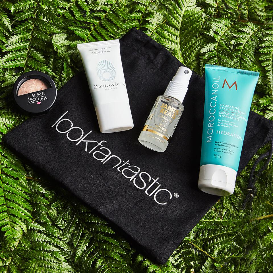 Lookfantastic Beauty Bag August 2017 Free Shipping