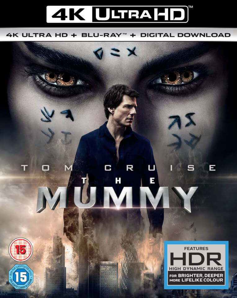 the mummy 2017 4k ultra hd digital download blu ray. Black Bedroom Furniture Sets. Home Design Ideas