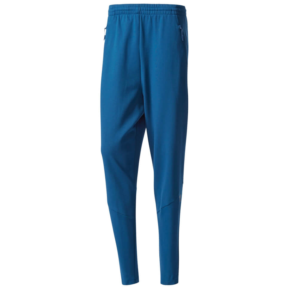 adidas Men's ZNE Training Pants - Blue | Trousers