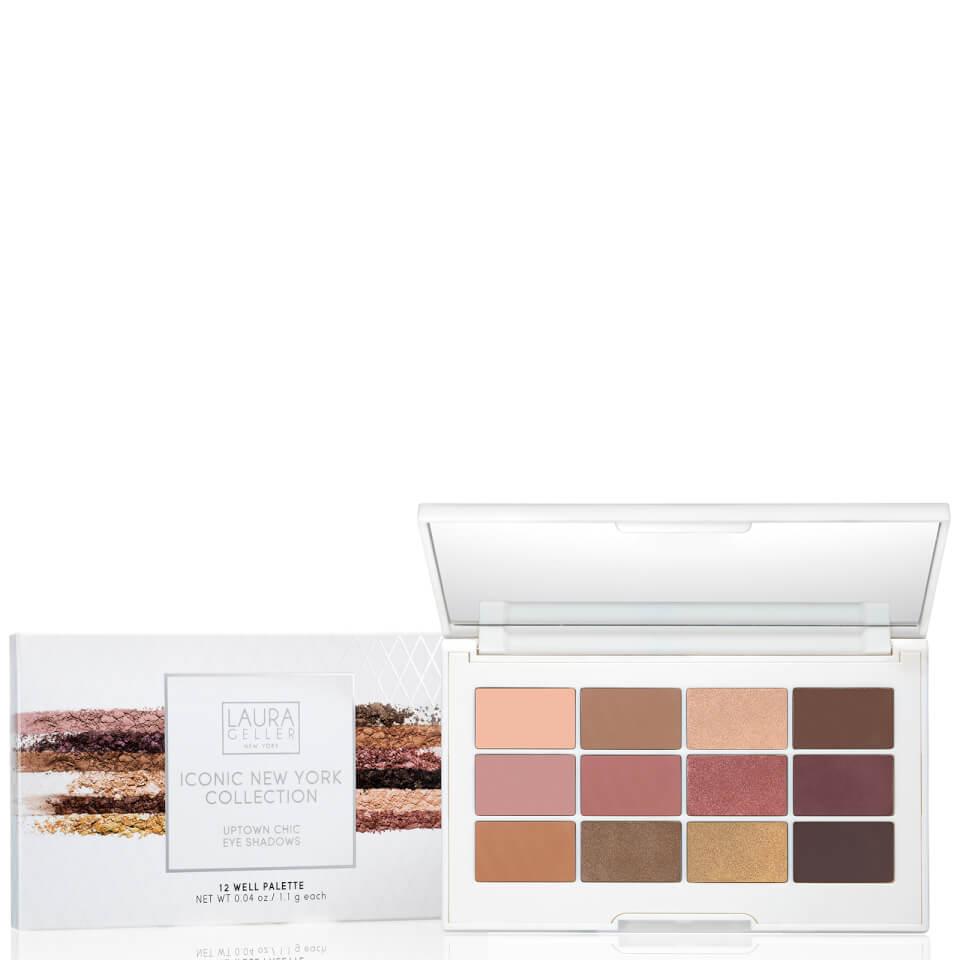 laura geller iconic new york uptown chic eye shadow palette