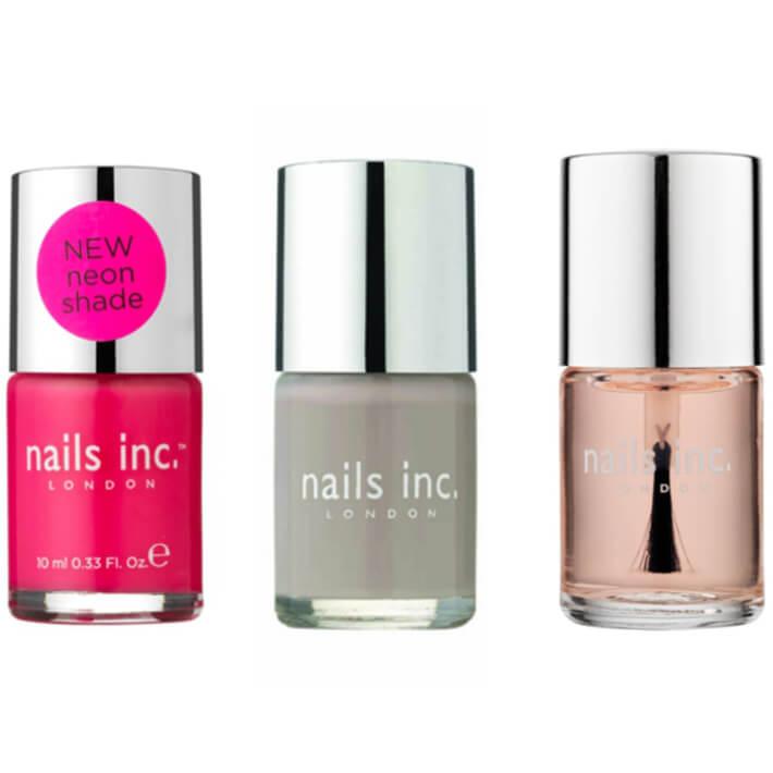 Nails Ink London Shades Nail Polish | GLOSSYBOX