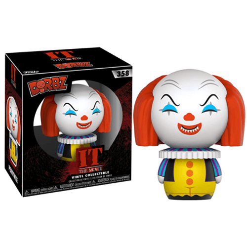 It Pennywise The Dancing Clown Dorbz Vinyl Figure Pop In
