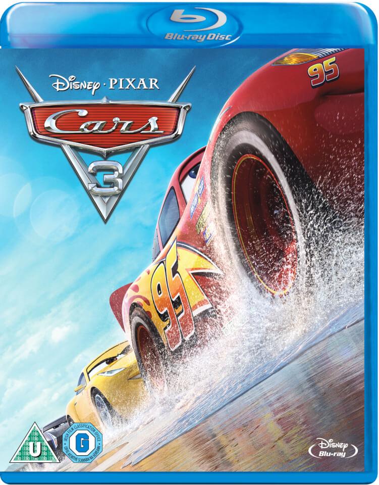 Cars 3 Blu Ray Zavvi Com