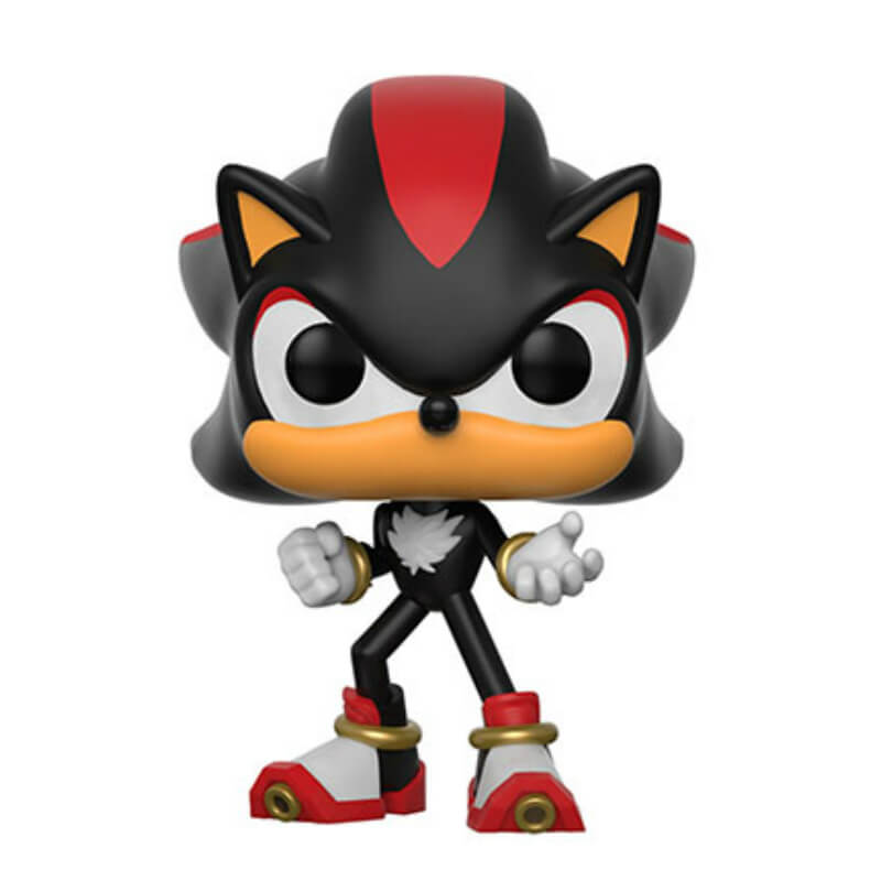 Sonic The Hedgehog Shadow Funko Pop Vinyl Pop In A Box Us