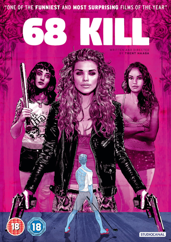 68 Kill Dvd Zavvi