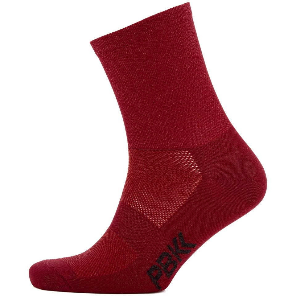 PBK Lightweight Socks - Red | Socks