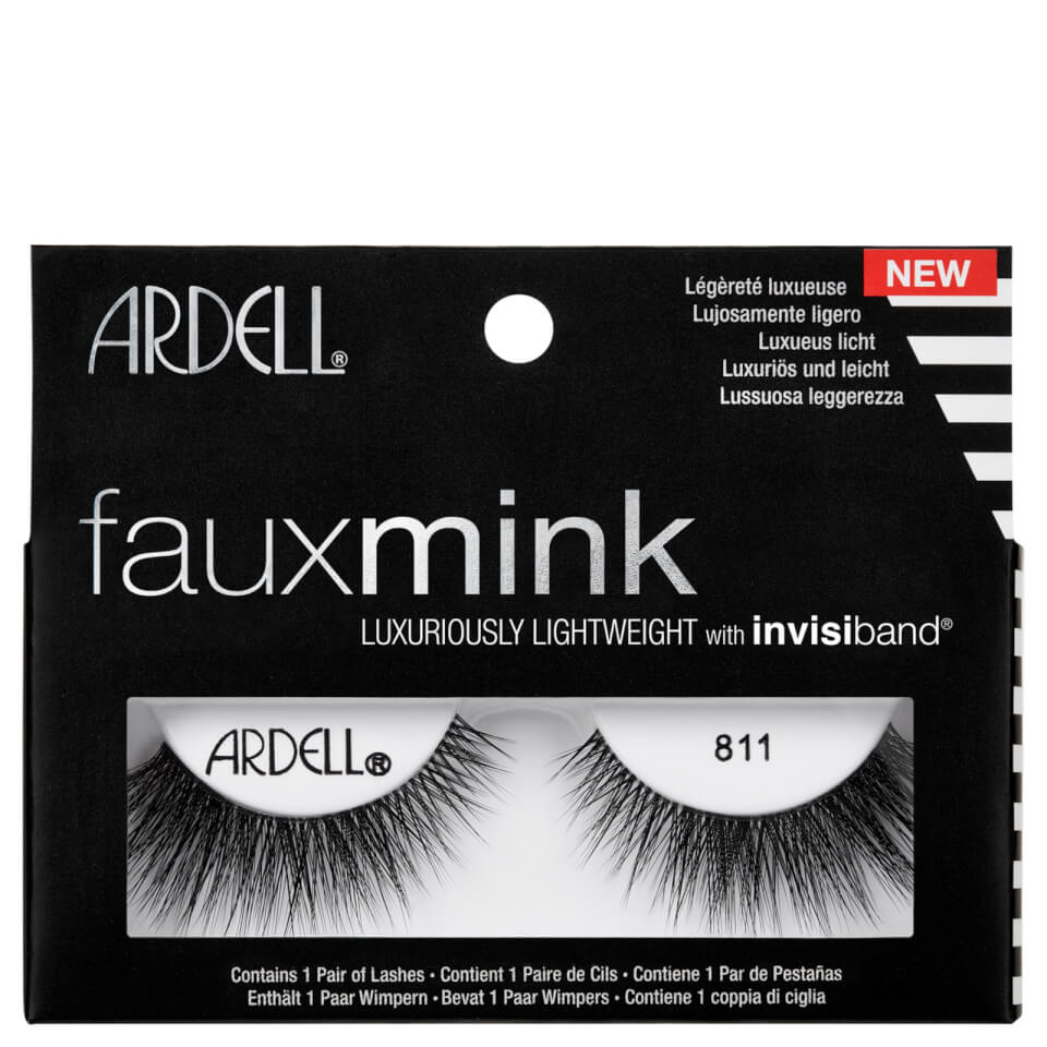 22ec913b67b Ardell Faux Mink 811 Lashes - Black   Buy Online At RY
