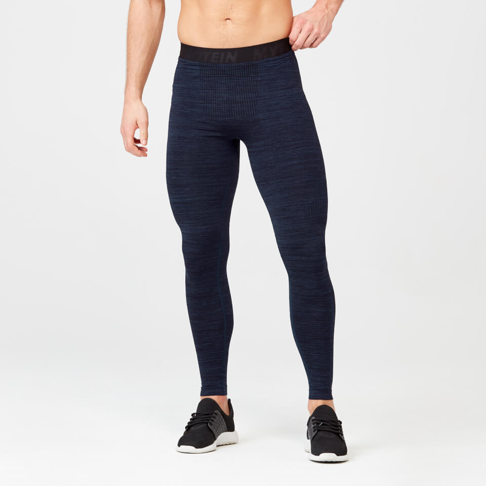 8497a7f5447476 Buy Men's Seamless Slim-Fit Gym Tights | MYPROTEIN™