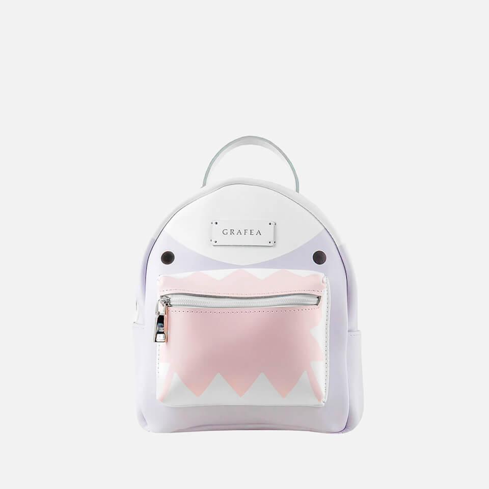 2cb20b0606d8 Grafea Women s Zippy Shark Backpack - Lilac