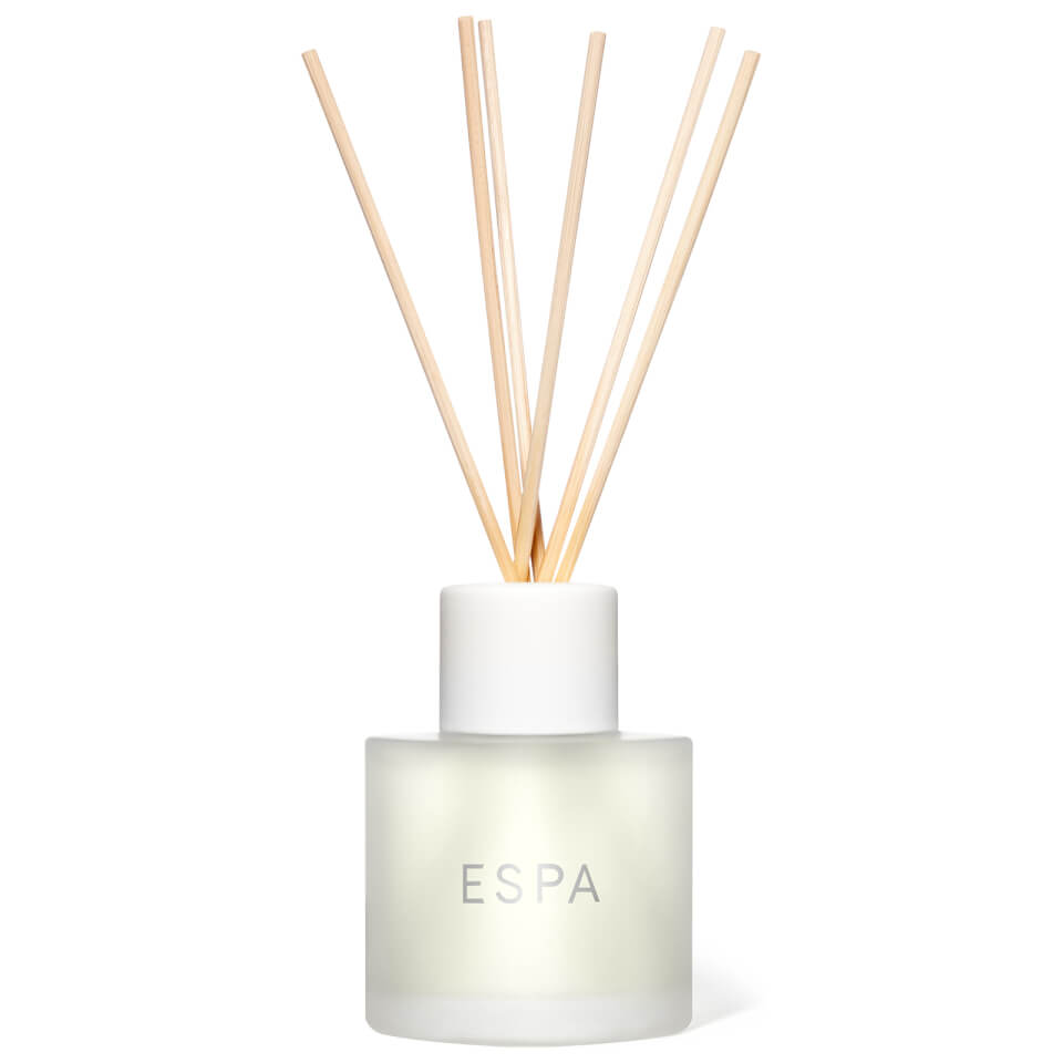 Product Reed Diffuser ~ Espa energising aromatic reed diffuser ml free uk