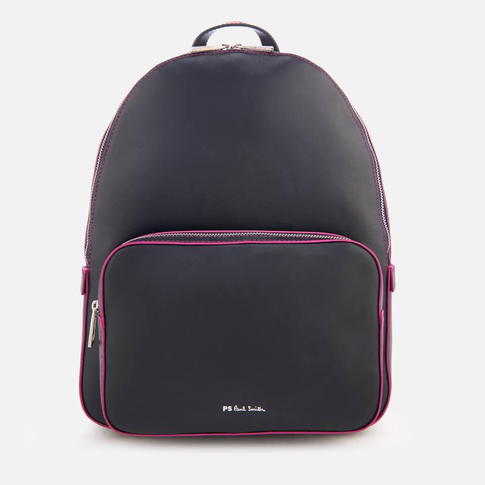 64f475d04a PS Paul Smith Women s Multi Stripe Strap Backpack - Navy
