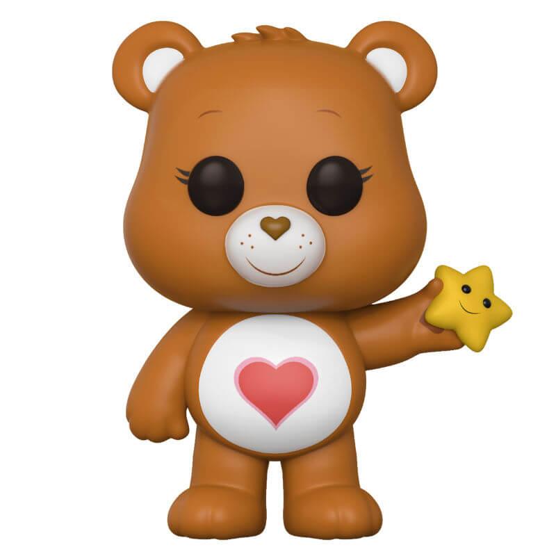 care bears tenderheart bear pop vinyl figure pop in a