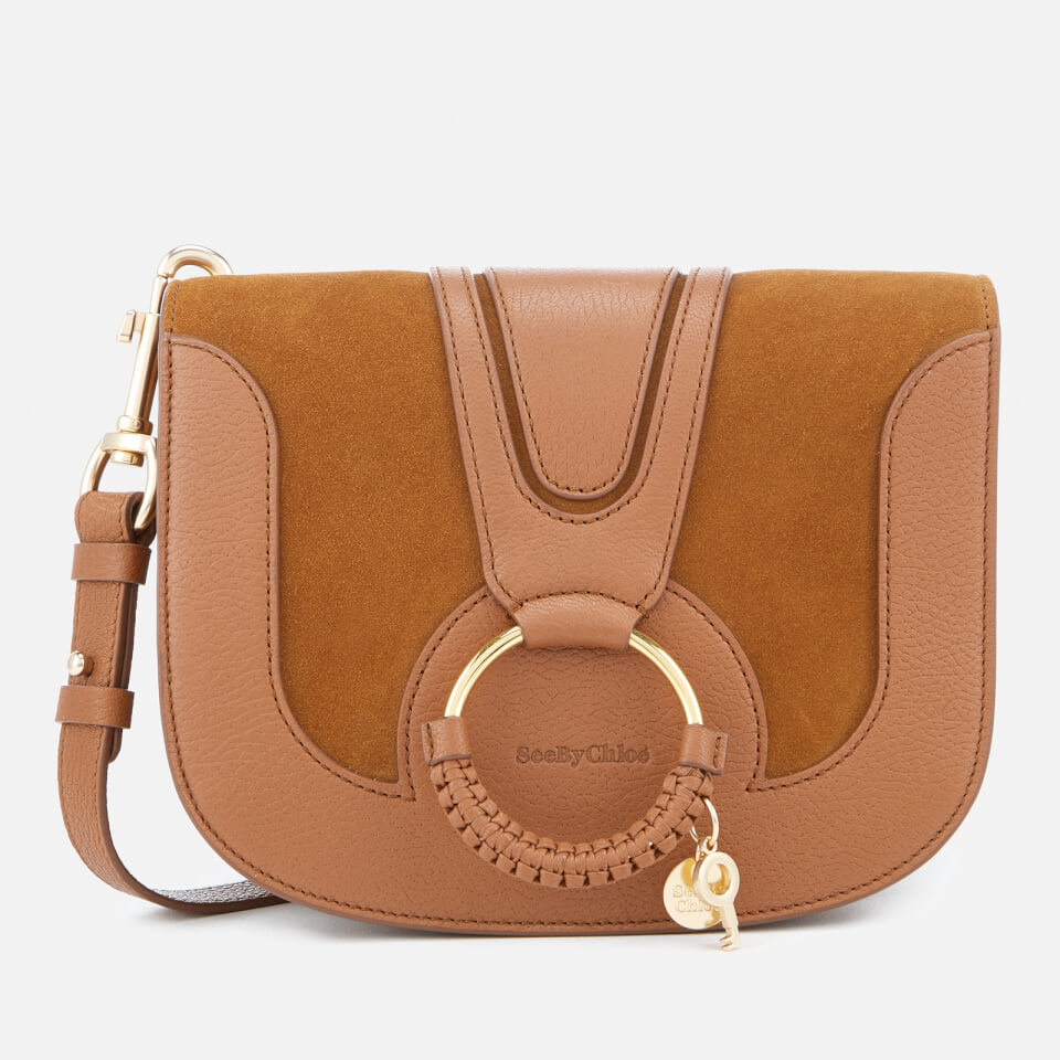 See By Chloé Women's Hana Small Shoulder Bag - Caramelo