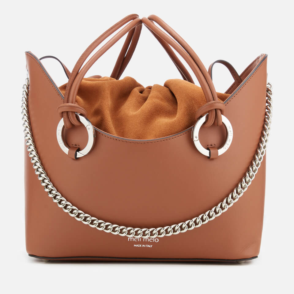meli melo Women s Ornella Tote Bag - Almond - Free UK Delivery over £50 d7d9920c50063
