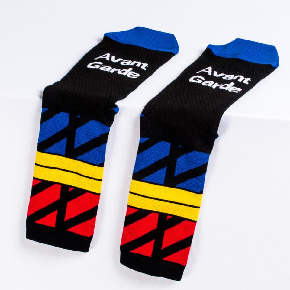 Sako7 Mondrain V4 Socks - Black | Socks