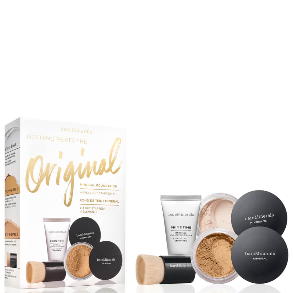 I heard a radio ad while driving for a free trial, 30 days for Bare Minerals kit. I called and the rep told me for $ $ plus shipping and handling, you can try out the product and if you call in 30 days, say not for me, no further charges will be added.