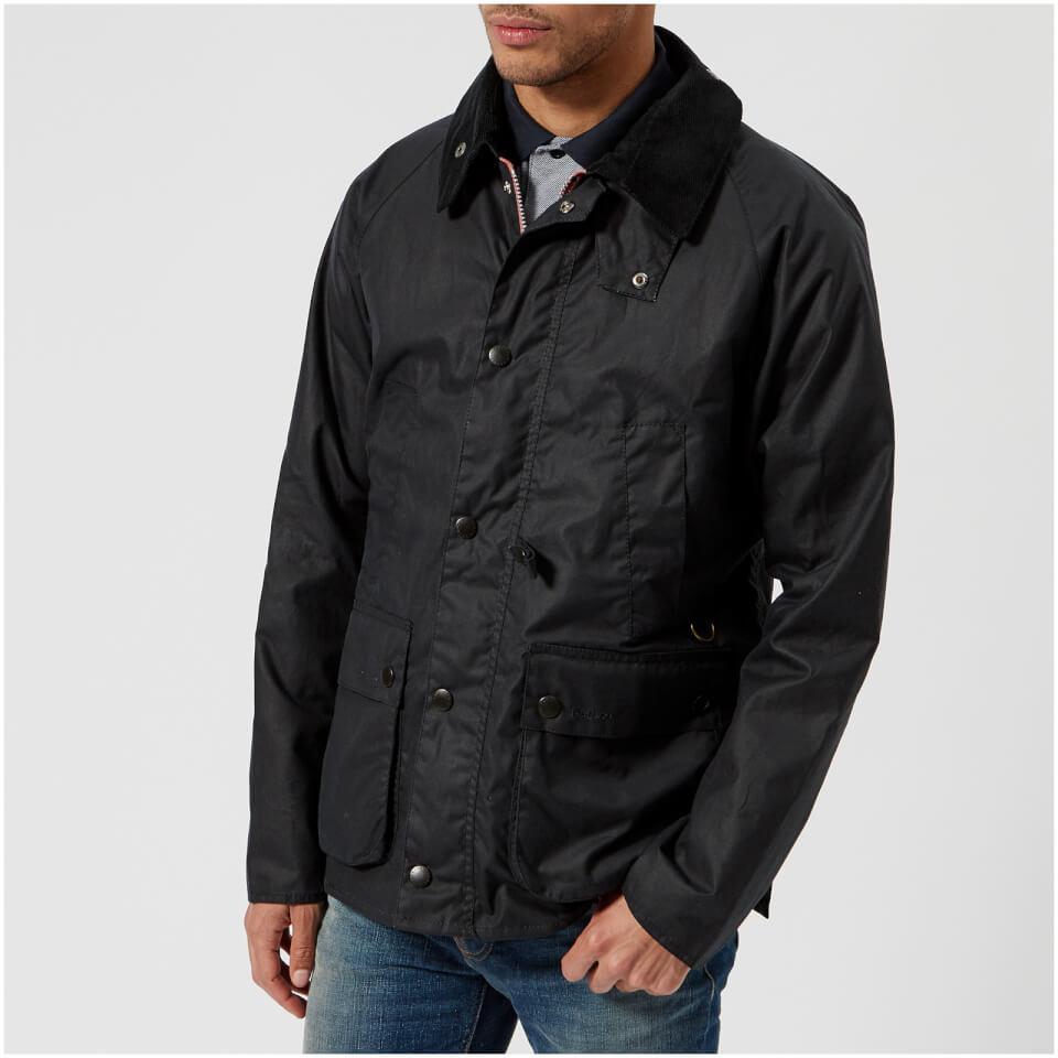 Barbour Heritage Men S Arbor Bedale Jacket Navy Clothing
