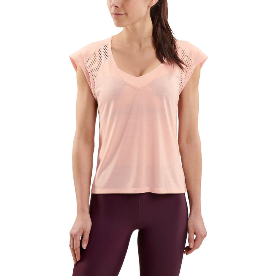 Skins Activewear Women's Odot T-Shirt - Dusty | Trøjer