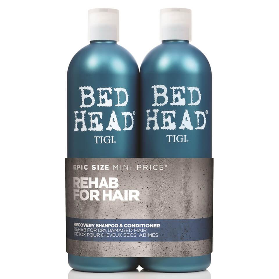 TIGI Bed Head Urban Antidotes Recovery Moisture Shampoo and Conditioner 2 x 750ml - Для волос