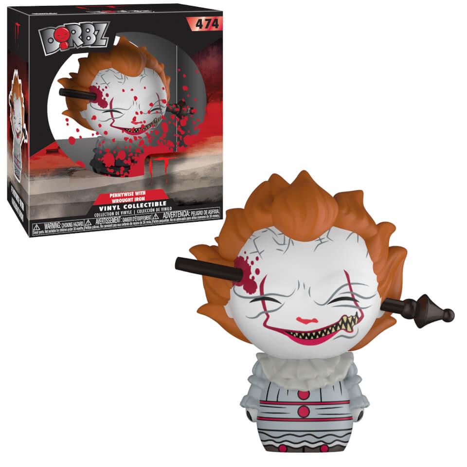 Figurine Dorbz 199 A Pennywise Le Clown Transperc 233 Pop In