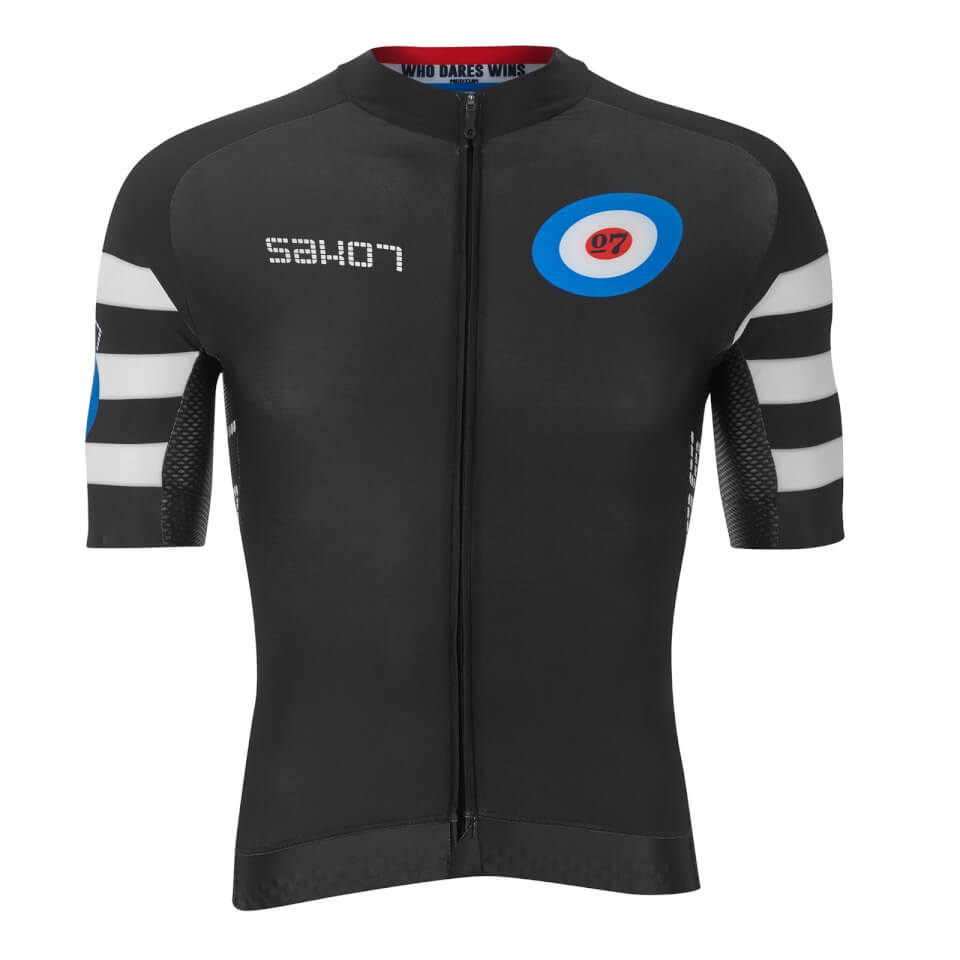 Sako7 The Spitfire Jersey - Black | Jerseys