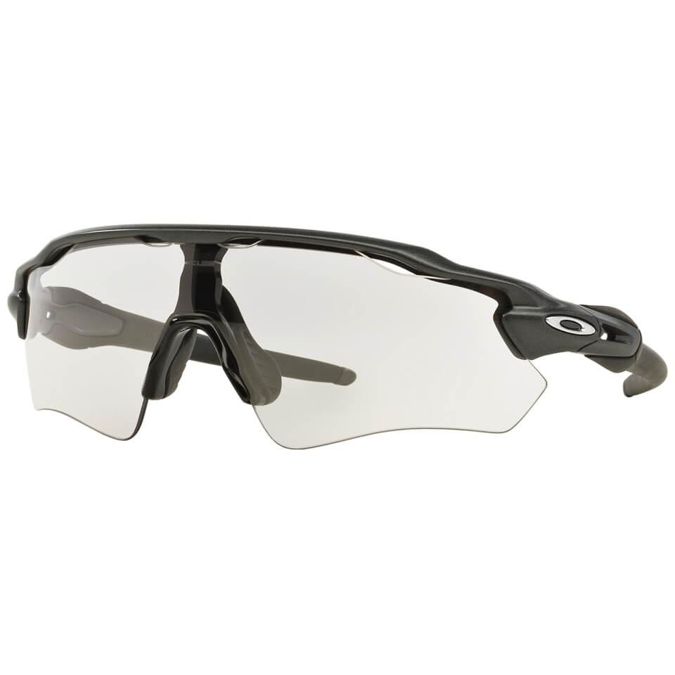 Oakley Radar EV Path Photochromic Road Sunglasses - Black Iridium   Glasses