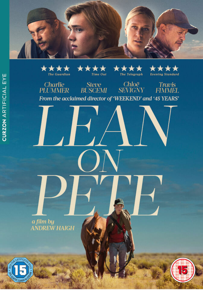 Lean On Pete Dvd Zavvi