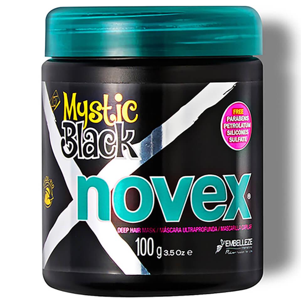 Novex Mystic Black Deep Hair Mask Glossybox