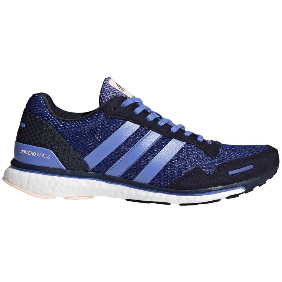 adidas Women's Adizero Adios 3 Running Shoes - Ink | Running shoes