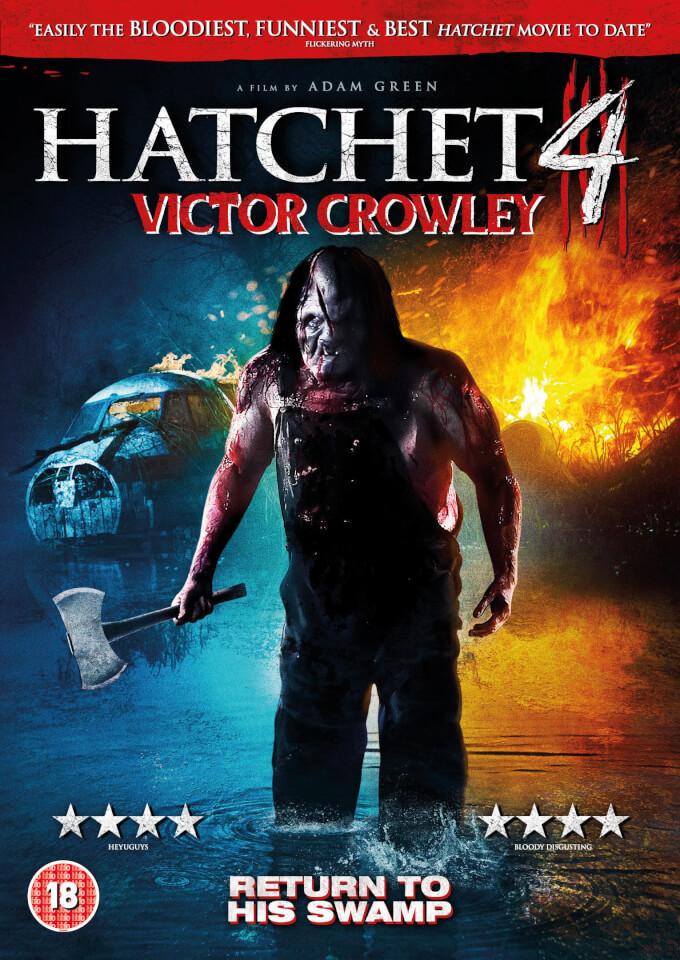 Hatchet Victor Crowley