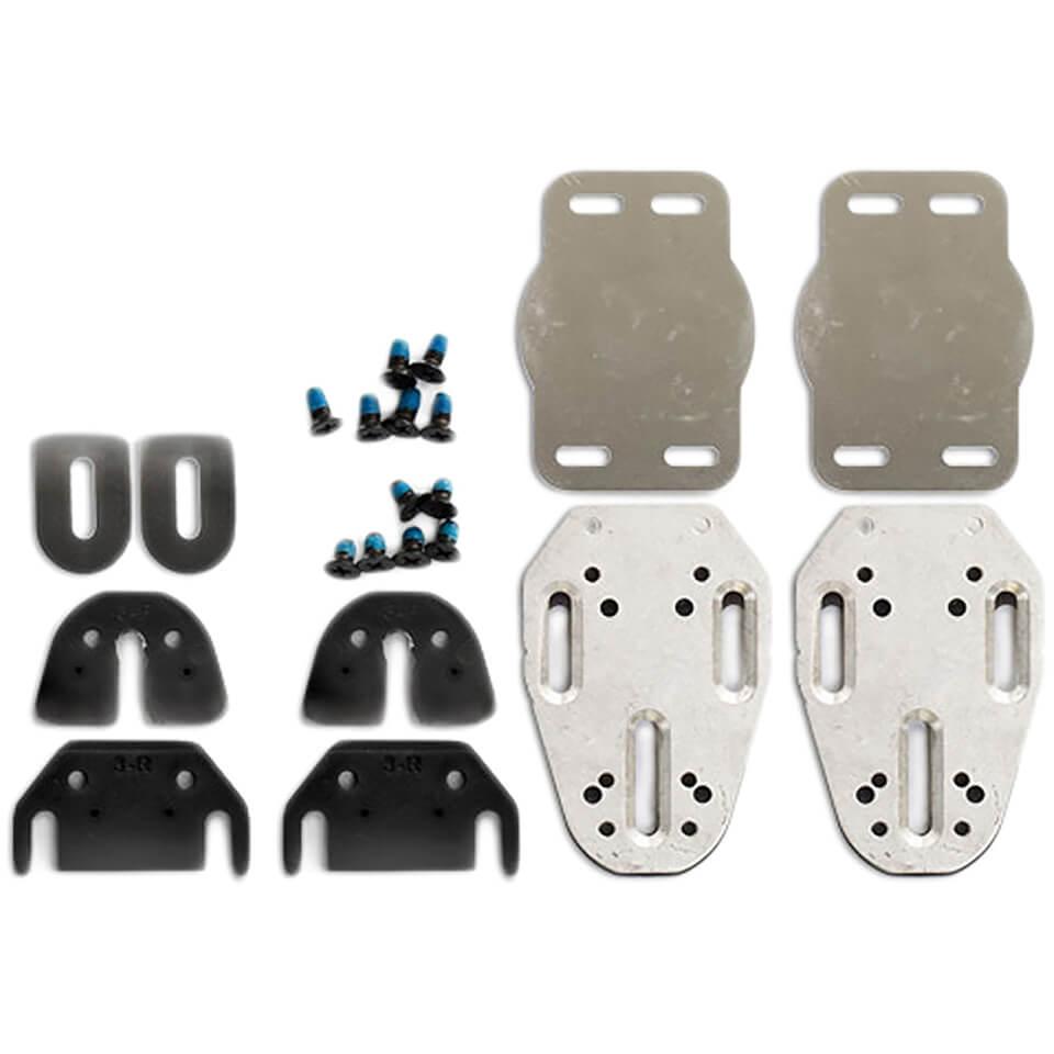 Speedplay Aero Walkable Cleat Extender Base Plate Kit | Pedal cleats