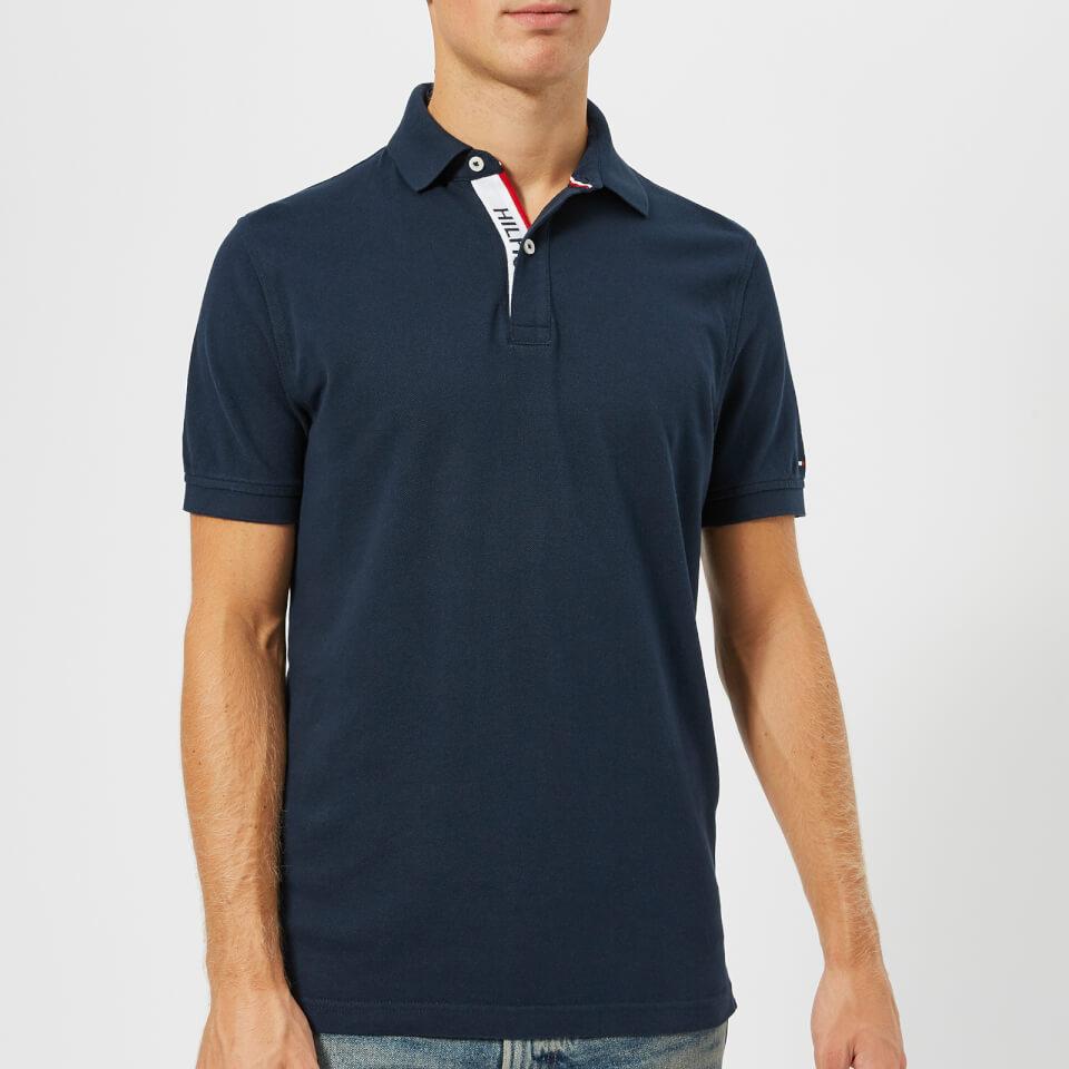 cf468a10f5fa Tommy Hilfiger Men s WCC Hilfiger Polo Shirt - Sky Captain Clothing ...