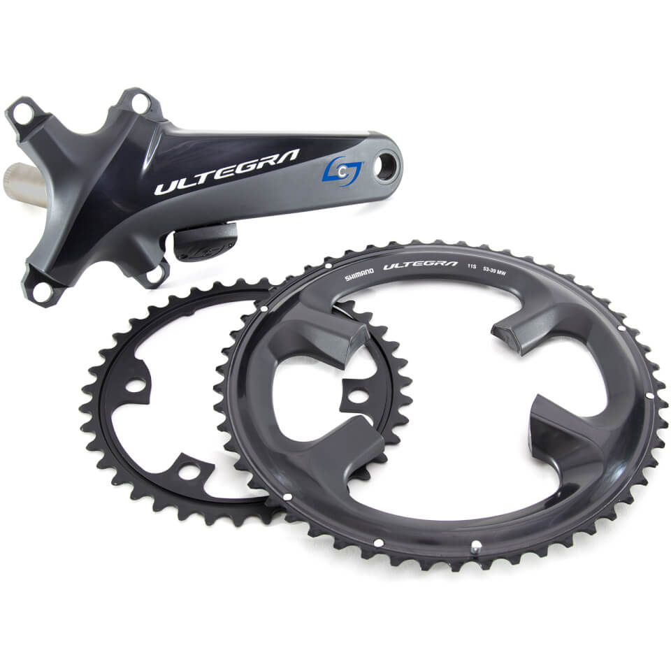 Stages R G3 Ultegra R8000 Power Meter with Chainrings | Powermeter