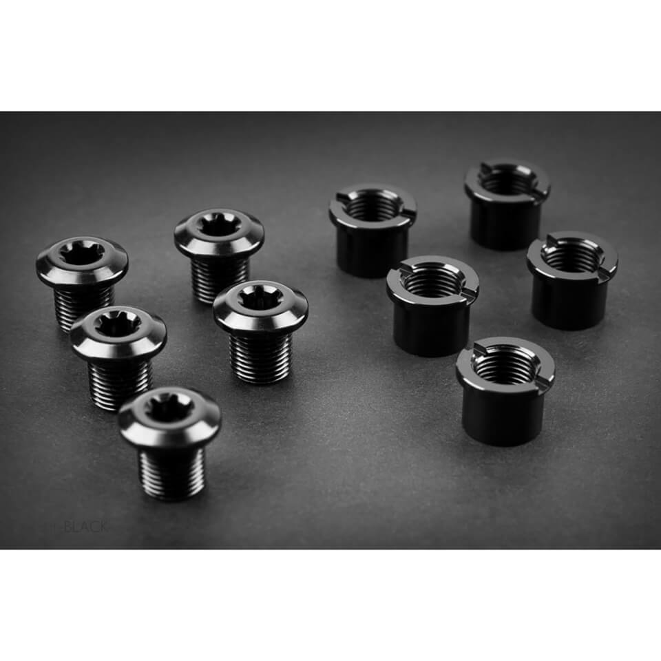 AbsoluteBLACK Chainring Bolts | Chainring bolt