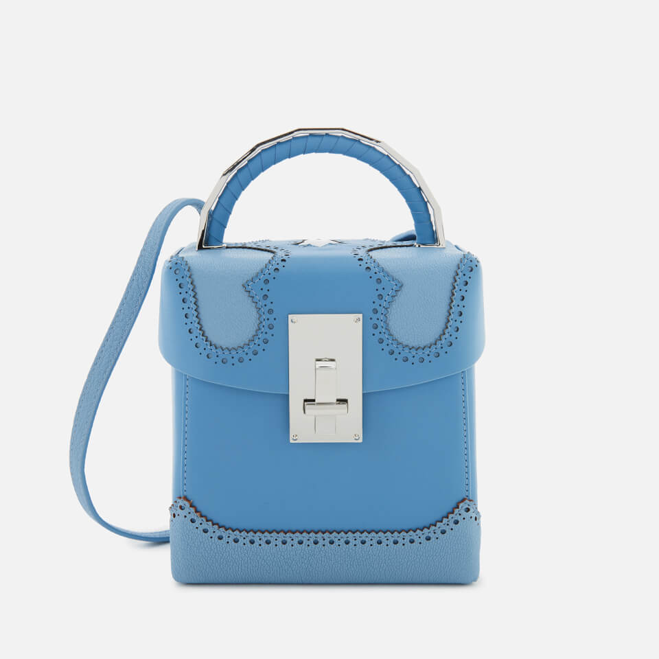 91eeab8751d5 The Volon Women s Coggles Exclusive Great L. Box Alice Bag - Skyblue - Free  UK Delivery over £50