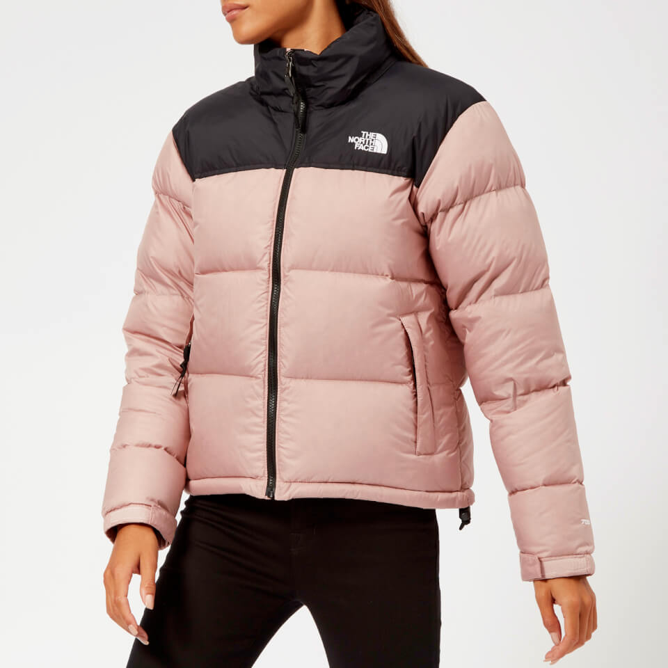 the north face women 39 s 1996 retro nuptse jacket misty rose damenbekleidung. Black Bedroom Furniture Sets. Home Design Ideas