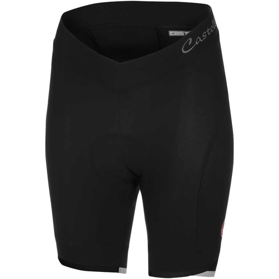 CASTELLI VISTA WOMEN KNICKERS MED BLACK | Trousers