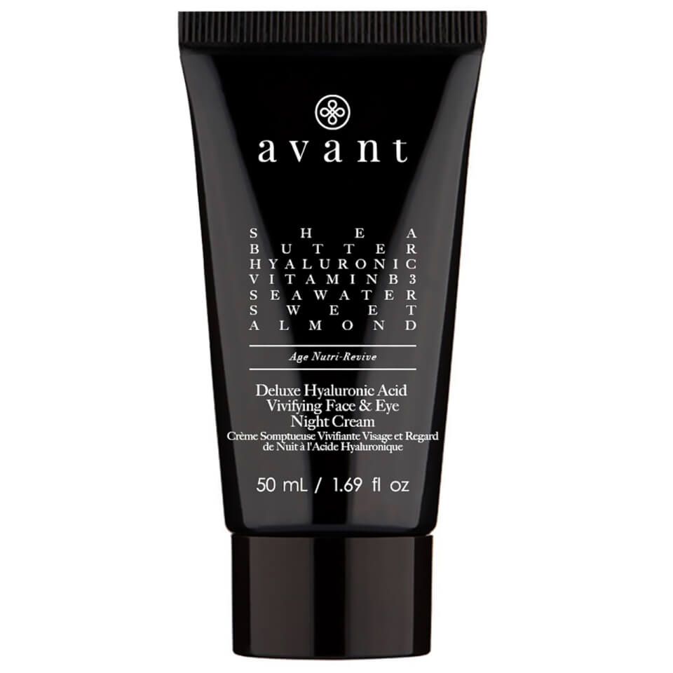 Avant Skincare Deluxe Hyaluronic Acid Vivifying Face & Eye