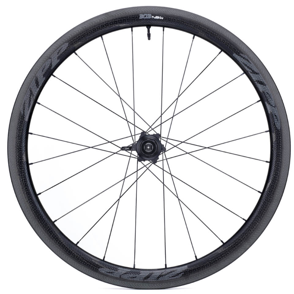 Zipp 303 NSW Carbon Clincher Tubeless Rear Wheel 2019 | Baghjul