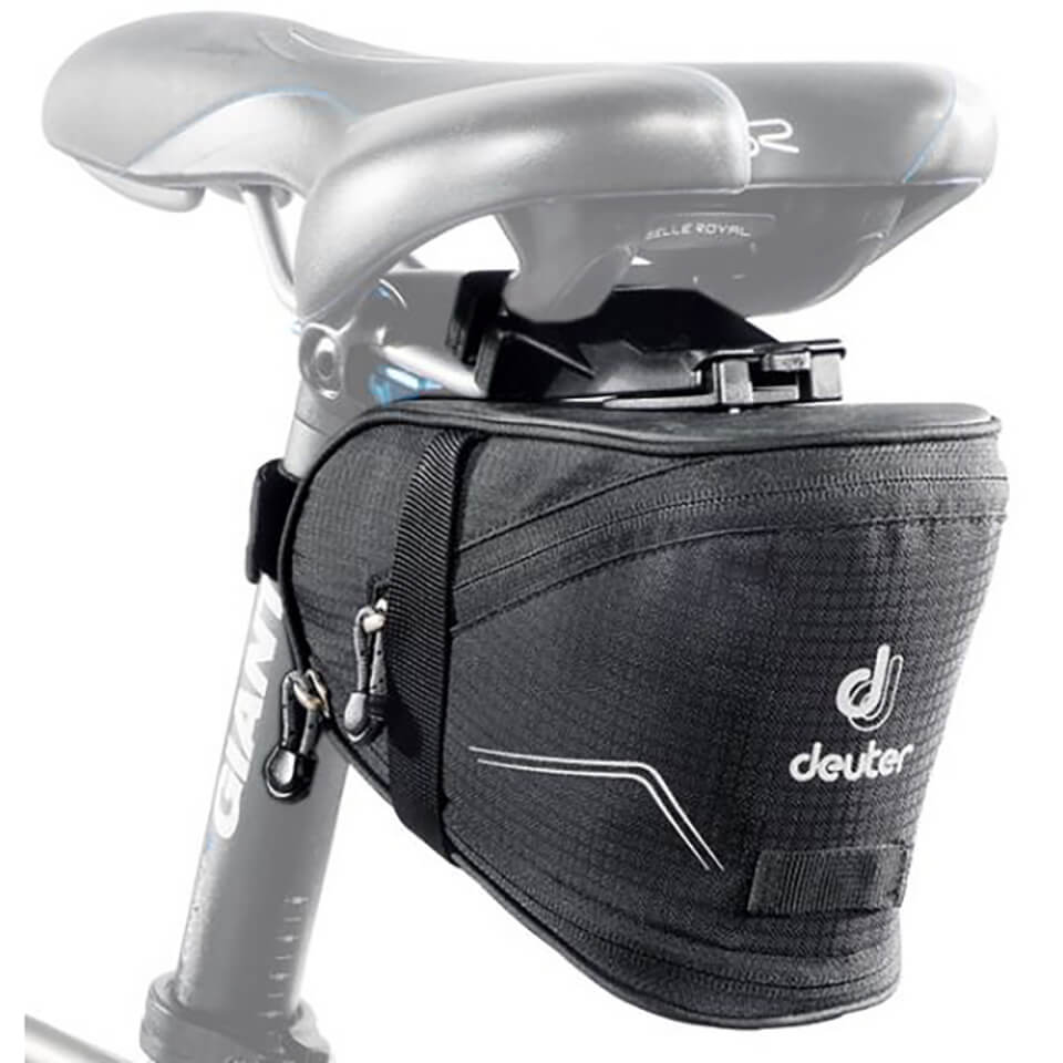 Deuter Bike Bag 1 Saddlebag - Black | Saddle bags